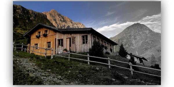 Die Porzehütte