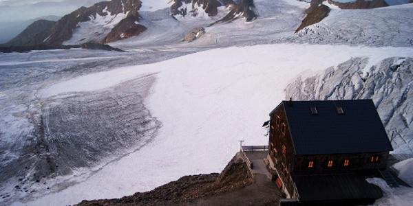 Müllerhütte (Rif. Cima Libera)