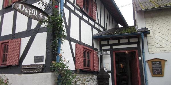 Dorfmuseum Eingang