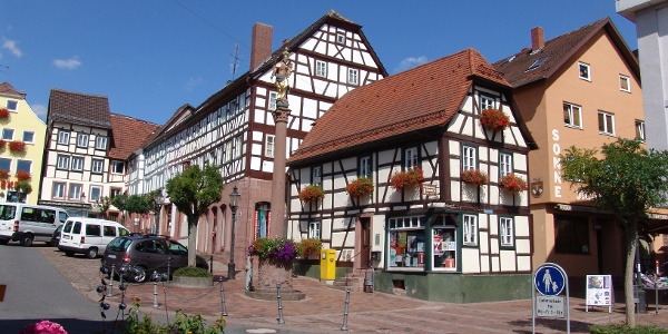 Tourist-Information Buchen (Odenwald) an der Mariensäule