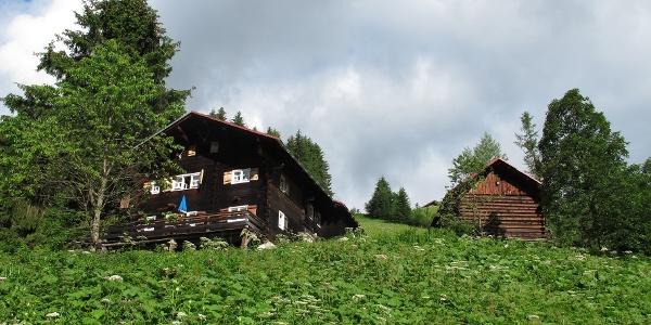 Walser Paarhof am Breitachweg