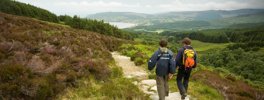 Wanderwege In Schottland Die 10 Schonsten Touren Der Region