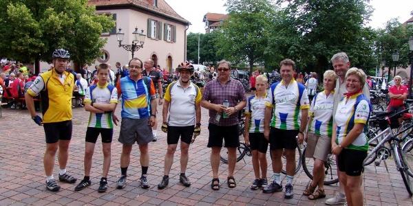 3-Länder-Rad-Tour mit Stopp in Buchen