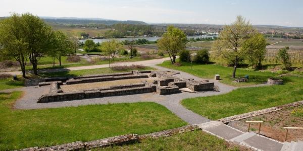 Römischer Gutshof, Lauffen am Neckar