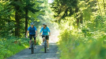Mountainbike Westerwald, Landkreis Altenkirchen