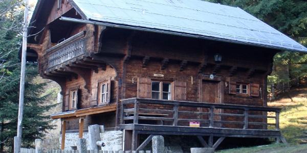 Vinzenz-Tollinger-Hütte