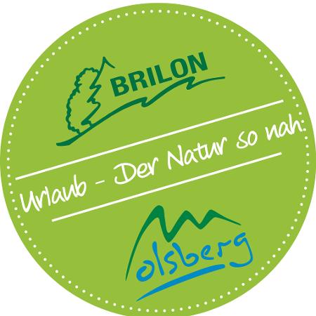 Logo Tourismus Brilon Olsberg GmbH