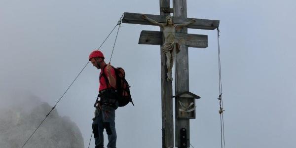 Rotwand - Gipfel