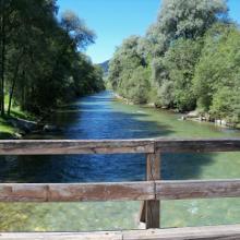 Ennsbrücke nach Schladming