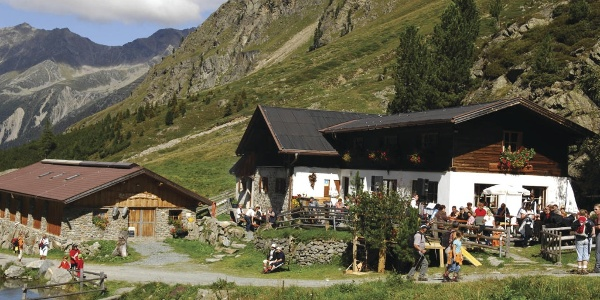 Vordere Sulztalalm (1.898 m)