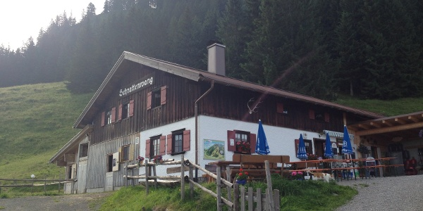 Sennalpe Schrattenwang