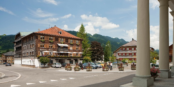 Dorfplatz Hittisau