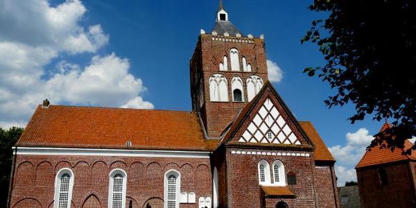 Kirche Pilsum