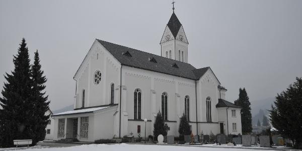 Sulz, Pfarrkirche Hl. Georg