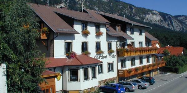 Gasthof Mohr Spanferkelwirt (Copyright: Gasthof Mohr Spanferkelwirt, Foto Herbert Stickler)