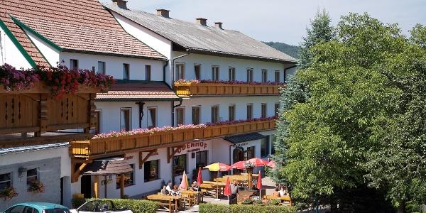 Gasthof-Pension Ödenhof (Copyright: Gasthof Ödenhof, Foto Wolfgang Gruber)