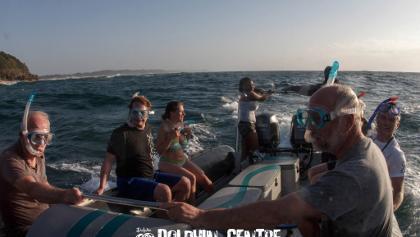Gleich gehts zu den Delphinen