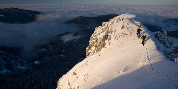 Skitour Teufelstättkopf