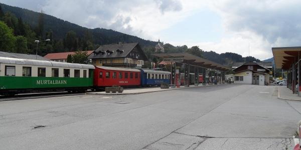 Bahnhof Murau