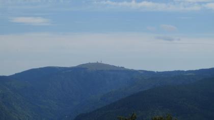 Blick vom Scahuinsland auf den Feldberg