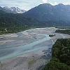 Flusslandschaft Lech