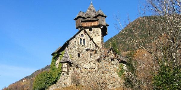 Burg Falkenstein - Obervellach