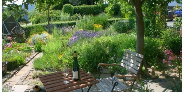 Garten-Impressionen