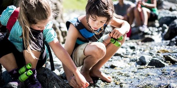 Kinderwanderweg Gargellen