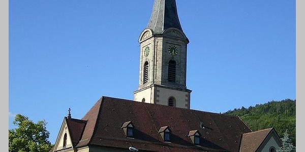 St. Galluskirche in Wurmlingen