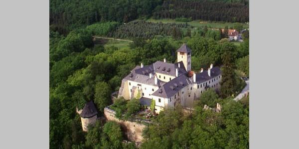 Burg Oberranna in Mühldorf