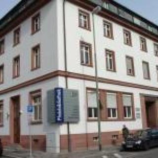 Pfalzbibliothek Aussenansicht