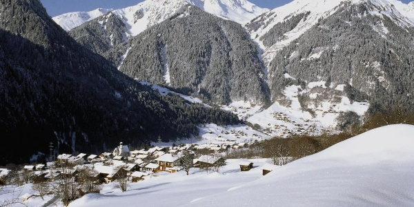 Winterwandern in St. Gallenkirch