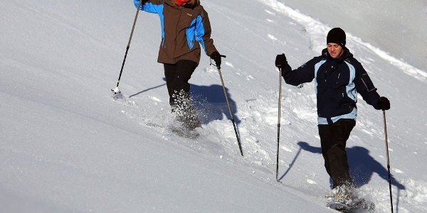 Schneeschuhwanderung Aufacker