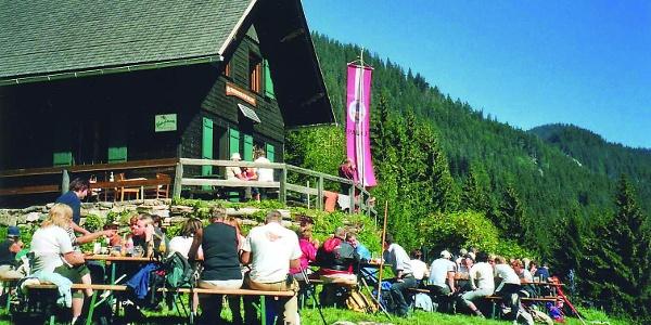 Bergbauern-Lackneralm