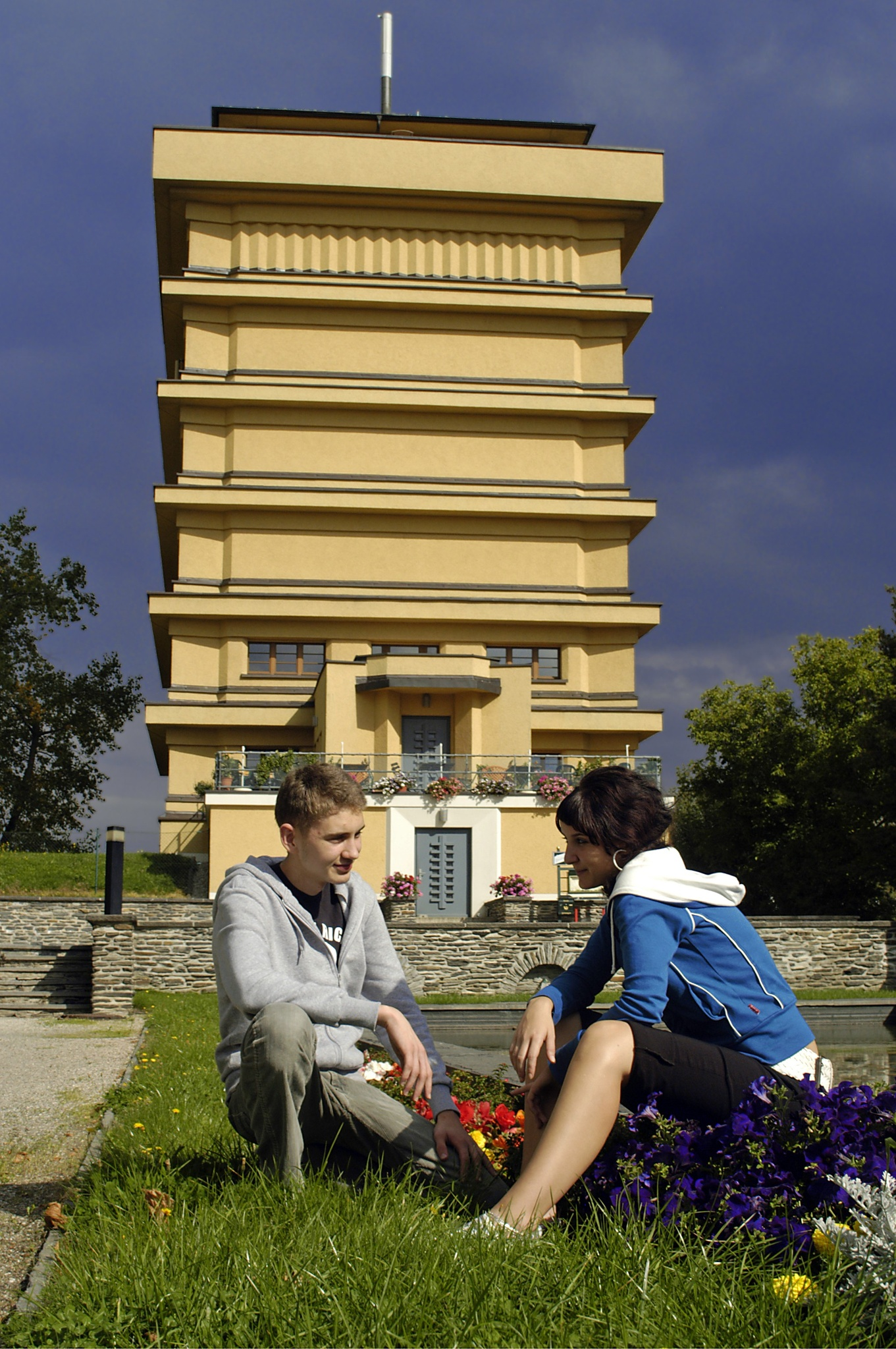 Wasserturm Reichenbach Aussichtsturm Outdooractive Com