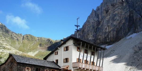Tribulaunhütte mit Goldkappl 2