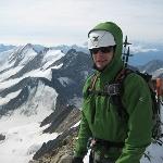 Grünhorn Berner Alpen