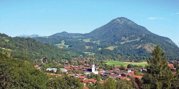 Ortsansicht Oberaudorf