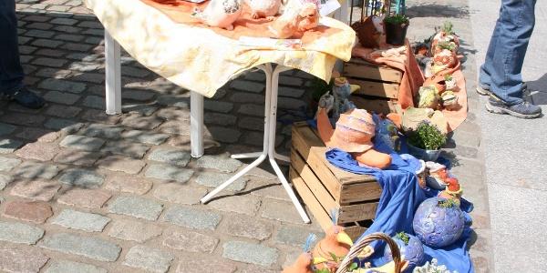 Wochenmarkt Landau