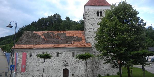 Unterdrauburg, Veitkirche
