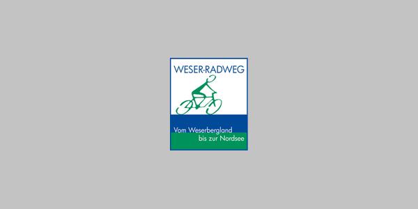 Weser-Radweg Logo