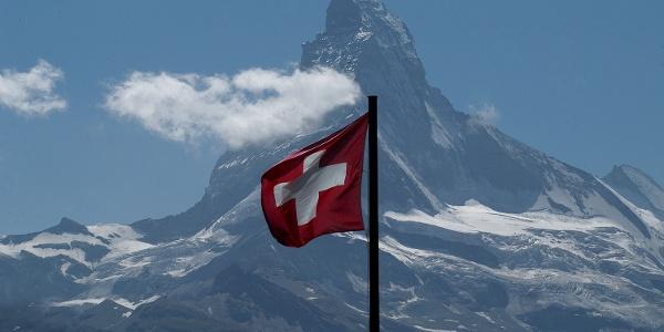 Ausblick aufs Matterhorn (4'478 m)