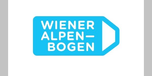 Die Wegmarkierung entlang des Wiener Alpenbogens