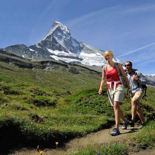 Hike along the Matterhorn Trail
