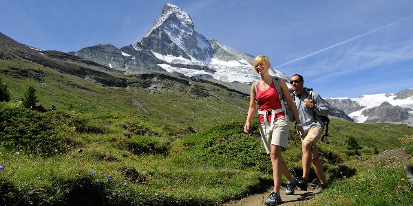 Hike along the Matterhorn Trail