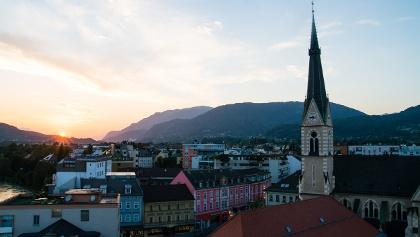Villach - Kirchenrundgang