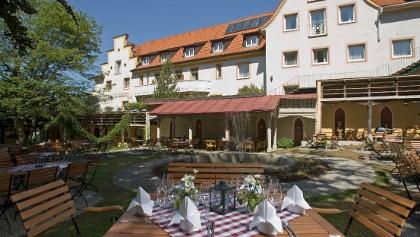 Hotel Bayerischer Hof in Kempten