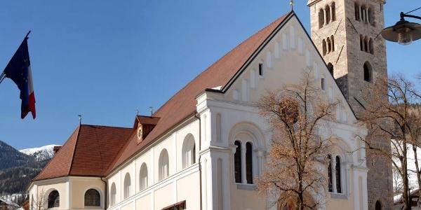 Pfarrkirche in Sarnthein