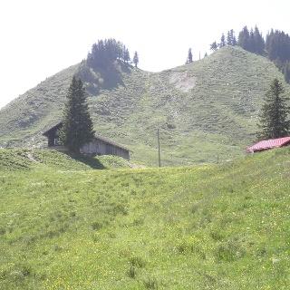 Alpspitzgipfel