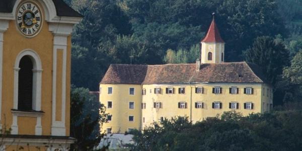 Schloss Kirchberg, Grafendorf/Kirchberg
